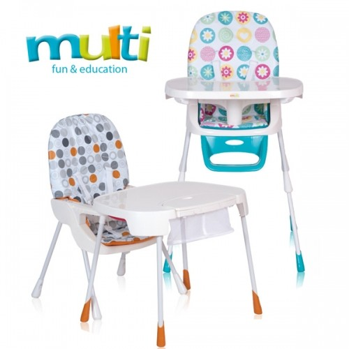 Baby Dreams - Scaun masa multifunctional Multi 3 in 1