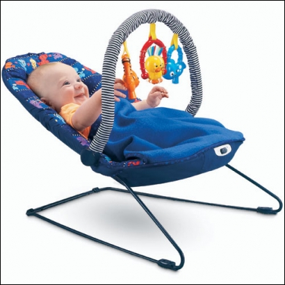 Fisher Price - Balansoar Cover n Play