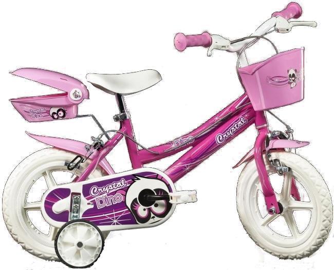 Dino Bykes - Bicicleta 12 serie 26