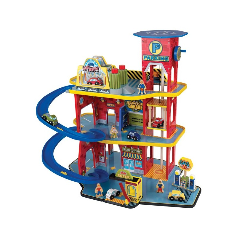 Kid Kraft - Set de joaca Deluxe Garage