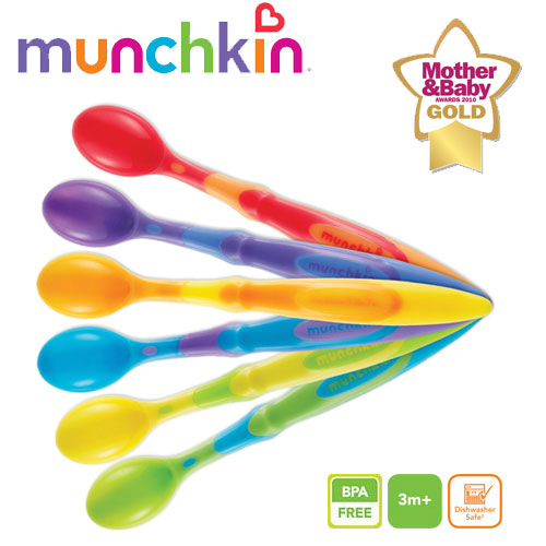 Munchkin - Set 6 lingurite 3L+
