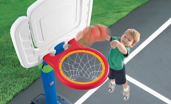 Step2 - Set dublu de joaca Basketball&Football
