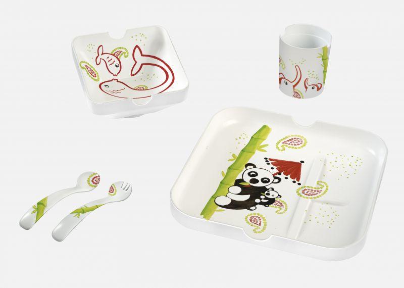 Babymoov - Set tacamuri Panda