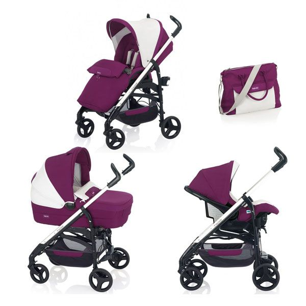 Inglesina - Carucior 3 in 1 Trilogy
