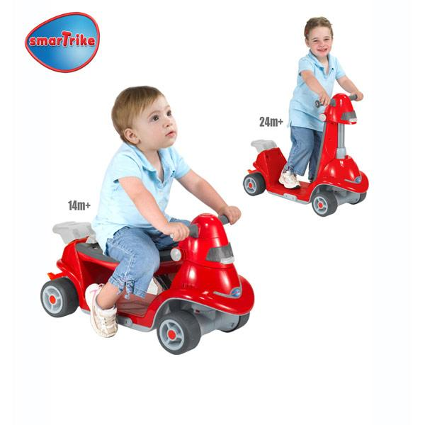 Smart Trike - Tricicleta All in One STEP 5