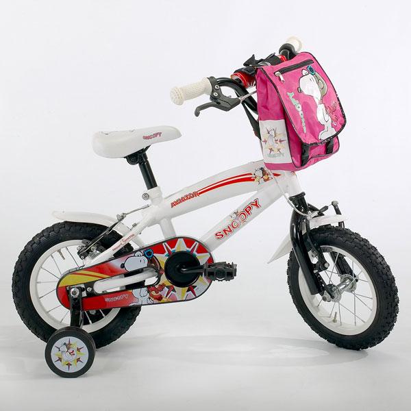Ironway - Bicicleta Snoopy Aviator 12