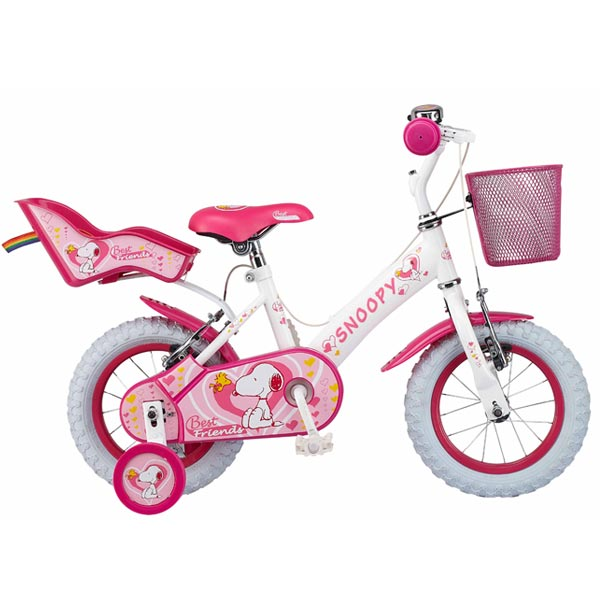 Ironway - Bicicleta Snoopy Best Friend 12