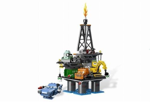 Lego - Cars Evadarea de la sonda