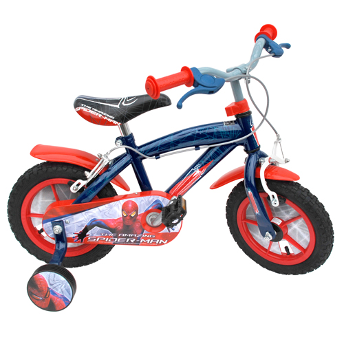Stamp - Bicicleta Spiderman 12