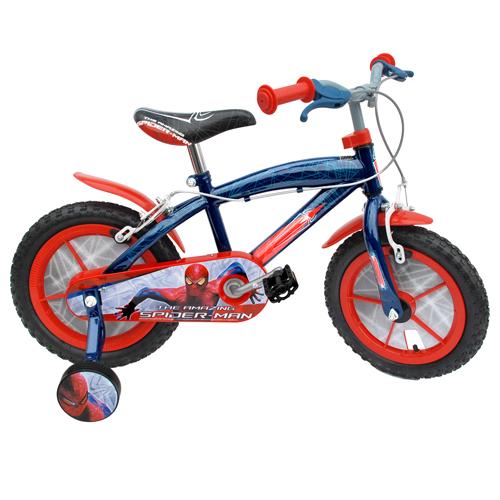 Stamp - Bicicleta Spiderman 14