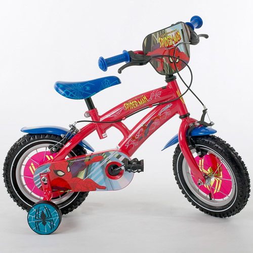 Ironway - Bicicleta Spectacular Spiderman 12