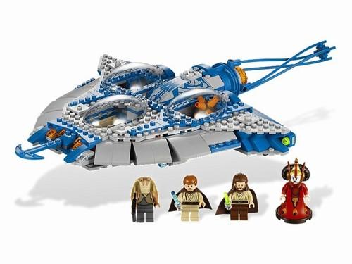 Lego - Star Wars Submarin Gungan