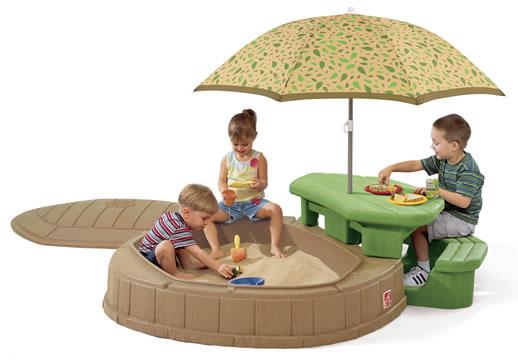 Step2 - Summertime Playcenter