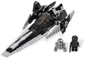 Lego - Star Wars Nava Imperial V-wing Starfighter