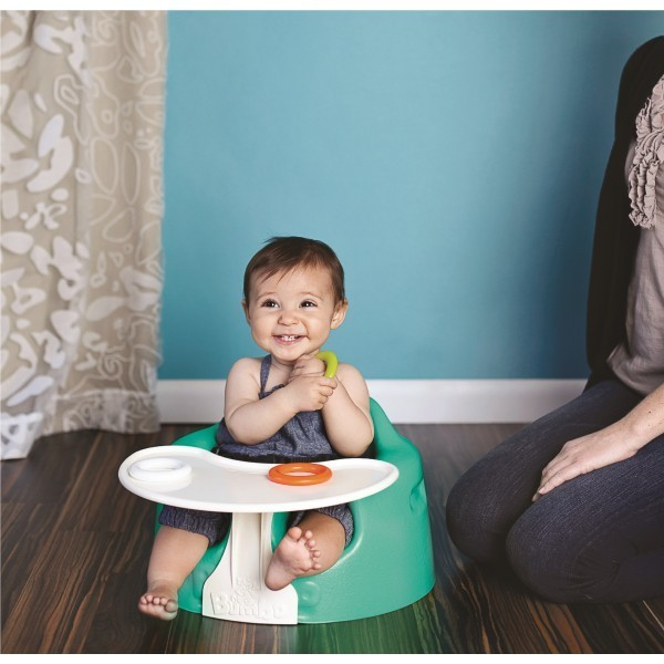Bumbo - Scaun pentru bebelusi cu tavita