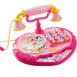 Vtech - Telefon roz Disney Princess