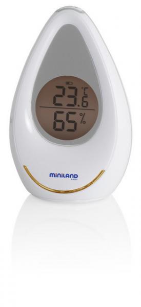Miniland - Termometrul de camera Ambidrop