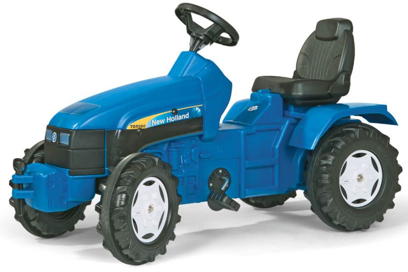 Rolly Toys - Tractor cu pedale copii 036219
