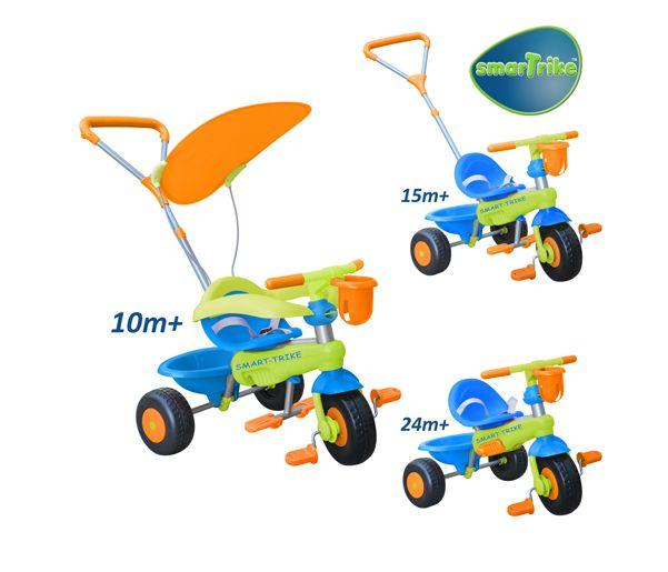 Smart Trike - Tricicleta Bonbon