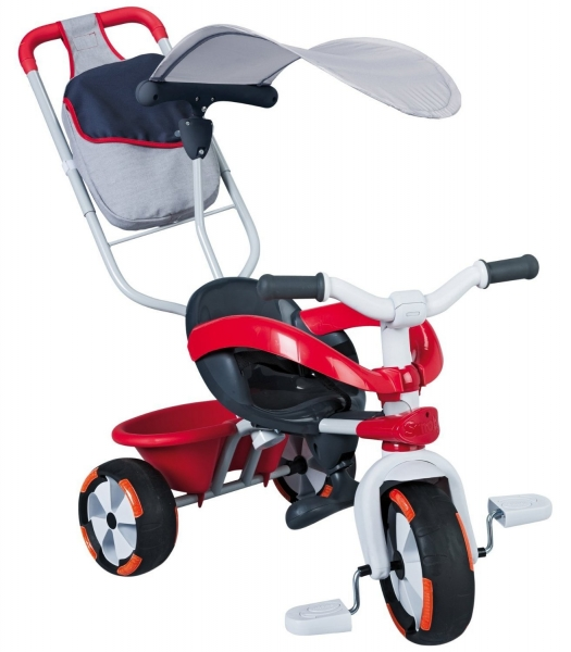 Smoby - Tricicleta 3 in 1 Baby Driver Confort