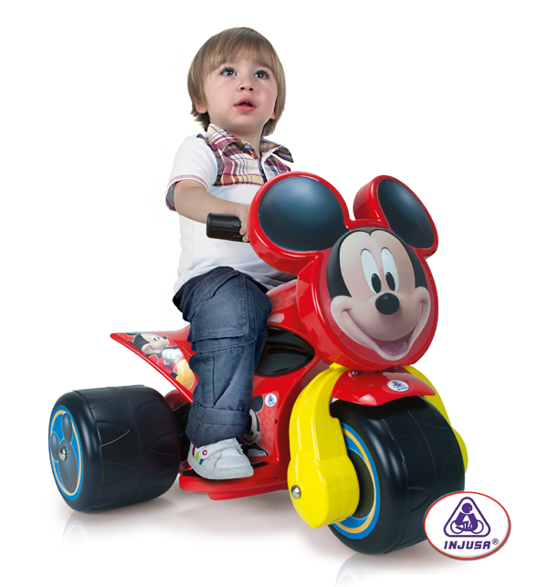 Injusa - Trimoto electric Samura Mickey