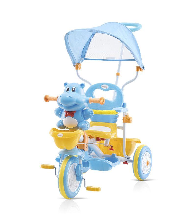 Chipolino - Tricicleta cu copertina Hippo