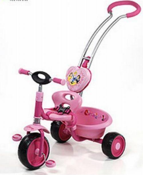 Hauck - Tricicleta Mtx Prema Disney Princes