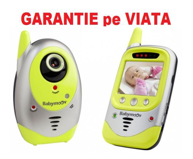 Babymoov - Videointerfon Ultimate Care
