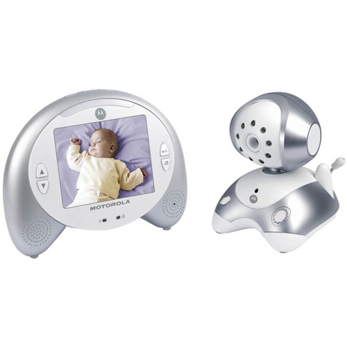 Motorola - Videofon bidirectional cu ecran de 3.5quot;