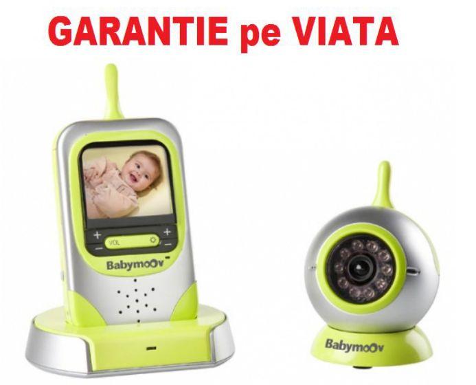 Babymoov - Videointerfon Visio Care