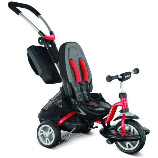 Puky - Tricicleta moderna cu maner