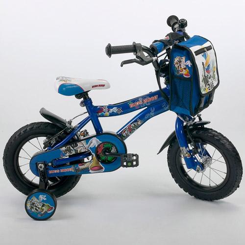 Ironway - Bicicleta Bugs Bunny BMX 14