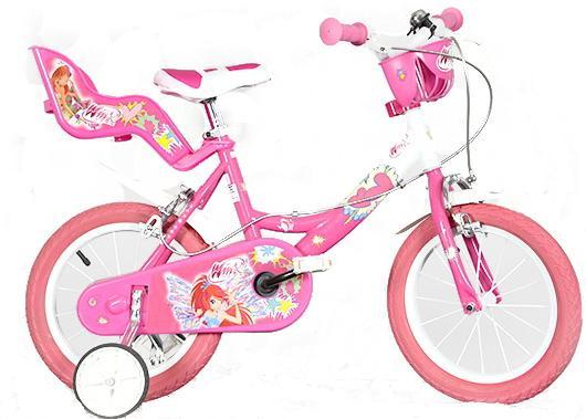 Dino Bikes - Bicicleta Winx 16