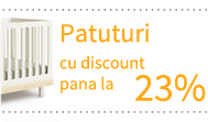 patuturi cu discount