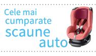 Cele mai cumparate scaune auto