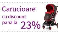 carucioare cu discount