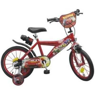 """Toim - Bicicleta 16"""" Cars"""