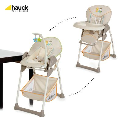 Hauck - Leagan si scaun masa