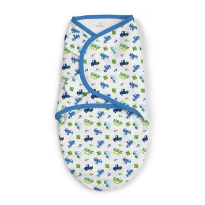 Summer Infant - Sistem de infasare pentru bebelusi Which Way 0-3 luni