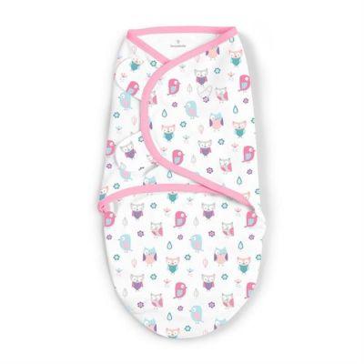 Summer Infant - Sistem de infasare pentru bebelusi In Cahoots, 0-3 luni