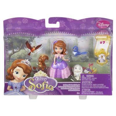 Mattel - Sofia si prietenii animale