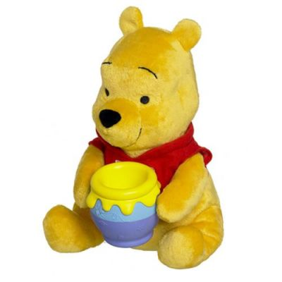 Tomy - Plus Winnie The Pooh cu Vas de Miere
