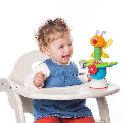 Taf Toys - Jucarie pentru scaun de masa Amicul Rotitor
