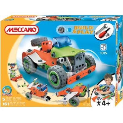 Meccano - Set Build & Play Funky Car