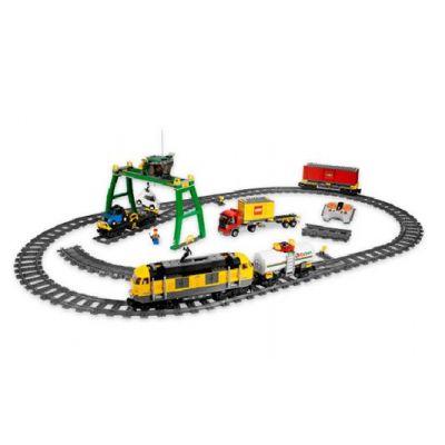 Lego - City tren de marfa