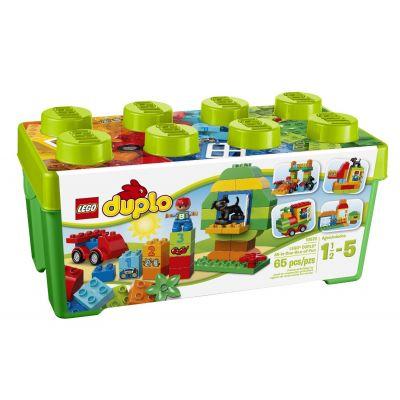 Lego Duplo Cutie completă pentru distractie L10572