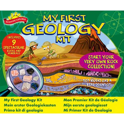 Galt - Primul meu kit de geologie