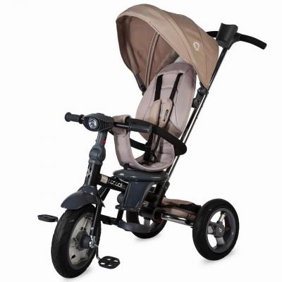 Coccolle - Tricicleta pliabila 4in1 cu sezut reversibil Velo Air Bej