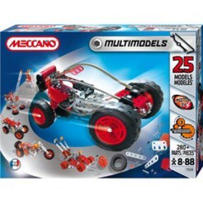 Meccano - Set 25 modele cu Motor