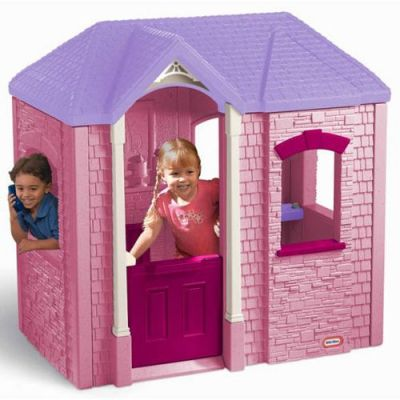 Little Tikes - Casuta Cambridge Pink